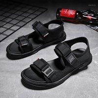 Sandals Mens Sandalias De Hombres La Moda Verano Marca Schuhe Sommer Sandalen Herren Deportiva Playa Senderismo Breathable Vietnam Shoes1