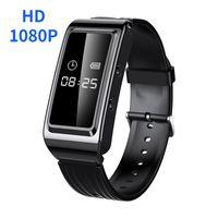 Mini Cameras Digital Camcorder 1080P Smart Watch HD Video Recording Micro Cam Sports Voice Recorder Camera Business Wristband 128G 256GB