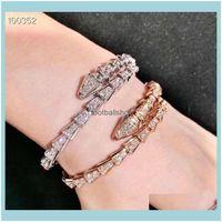 Diamants Legers Factory Direct Sales Jewelry Customization Medusa Bangle High Quality Vintage Bracelets Designer European Size Love Series A