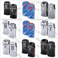 7 Durant Jersey James 13 Harden Basketball-Trikots Kevin MVP 11 Irving 2021 72 Biggie Kyrie Caris 22 Levert Spencer 26 Dinwiddie Herren