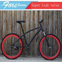 Damping Dead Fly Bike 26 Inches Highway Reverse  Ride Backwards Men and Women Student Woney Color Bicycle