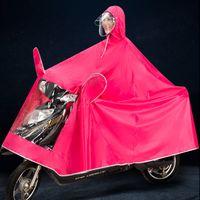 Дорожный электромобиль Мотоцикл Маска для мотоциклов Взрослый Одинокий мужчина и женская шапка Breim Утолщенные пончо двойной плащ