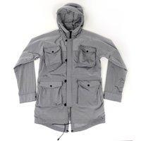 TopStoney Konng 봄 봄과 여름 얇은 재킷 패션 브랜드 이슬렌드 코트 야외 햇볕에 쬐는 윈드 재킷 자외선 차단제 의류 방수 003