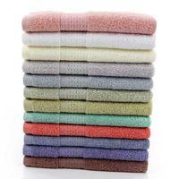 Home 16s 21 Promotional Custom Hotel Soft Comfortable Luxury 100% Cotton Hand Towels Bathroom Sheets Set Beach Bath Towel