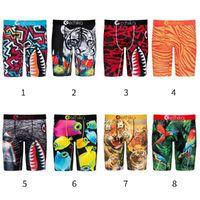 Designer Summer Underwear Biancheria intima Swimwear Slip Beach Casual Boxer Shorts Quick Dry Long Underpants Shark Face Sports Shorts Pants GG4101