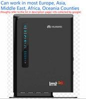 Unlocked Huawei E5172 E5172AS-22 4G WiFi Router 100 Mbps LTE CPE Kablosuz Ağ Geçidi ile Anten PK B593