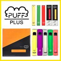 Hohe Qualität Puff Bar E Zigaretten Vapes Pen Pod Portable Vape Starter Kit 1.3ml Gerät Dicke Ölkartuschen 280mAh Batterie Einweg Verdampfer
