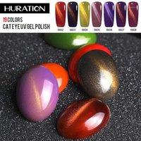 HELATION 9D Nagelgel Magnetische Chamäleon Katze Eye Polnische Langlebige glänzende Laser Sweak Off UV LED Polnisch1