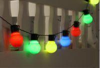 G50 festoon LED globe bulb String Light Outdoor Fairy Lamp Garland Garden Patio Wedding Decoration Waterproof
