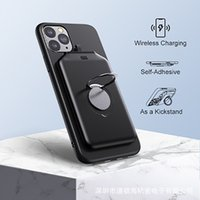 Wireless Mobile Phone Power Banks Charger 4000mAh Portable With USB Supply Magnetic Ultra Slim Fast Charging QC Support