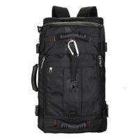 """Homens casuais bolsa impermeável nylon mochila laptop multi-função camuflagem exército combinação 15.6 """"sacos da escola"""