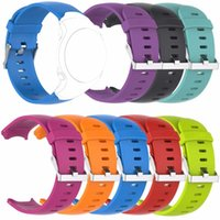 Watch Bands Replacement Silicone Wrist Band With Tool Strap For Garmin Approach S3 Watchbands WristStrap Touchscreen Golf GPS