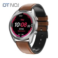 DT No.1 DT91 Men Smart Watch Bluetooth Call ECG Heart Rate Monitor Fieness Tracker SmartWatch For IOS Android Phone VS DT93