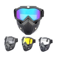 Tactical Full Face Goggles Kids Water Soft Ball Paintball Airsoft CS Toys Guns Shooting Games Protection For Nerf Windproof Mask