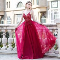 High-end evening gowns are luxurious. Elegant party dress hosted the annual wedding bridesmaid