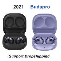2021 TWS R190 Buds Pro Bluetooth Earphone earbuds Budpro 9D Stereo Headphones Wireless headset Mini In Ear Budspro pk R180 Drop
