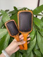Top Quality Aveda Paddle Brush Brosse Club Massage Capazzole per capelli PORTE PREVENZIONE PREVENZIONE DEL TRICHOMADESIS MASSAGGIO DEL SAC DI TRICHOMADESIS
