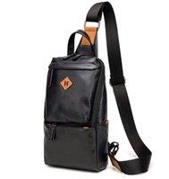 Men Shoulder Messenger Crossbody Bag To Belt Man Casual Men's Waist Bags Leather Small Phone Pouch Cigarette Case