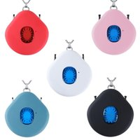 Air Purifiers CPDD Mini Portable Purifier Wearable Necklace USB Cleaner