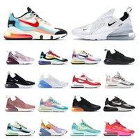 270  Mid Acronym chaussures de course hommes femmes formateurs Baskets de sport respirantes et confortables hors taille 5.5-11