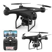 Droni con fotocamera HD 4K Elicottero Telecomando RC Quadcopter Lunga Batteria Life Dron Cool Volare Flying Red Drone Giocattoli per bambini