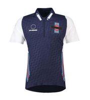 F1 FANS Custom Polo Downy DownCycle Traje camiseta Camiseta Motorcycle Jersey Downhill Mountain Bike Midsing Manguera de secado rápido Jersey