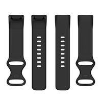 Zachte siliconenvervanging Bands Polsband Armband Draagbare riemriem voor Fitbit Charge 5