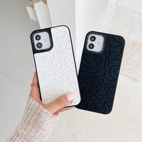 Fashion Designers Phone Case Luxury Cover Casual Brand Cases For iphone 12 mini 11 Pro Max XR XS X 7 8 7Plus 8Plus Plus Covers Silicone Funda marca
