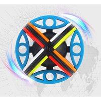 Newst Yuxin sphärische Zauberwürfel 2x2x2 Magic Eye Speed Cubes Ball Puzzles Bildung Spielzeug