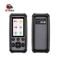 Código Readers Scan Ferramentas Autel Maxidiag MD806 Pro OBD2 Carro Automotivo Ferramenta de Diagnóstico OBD 2 Auto Scanner Full System Diagnóstico PK MD802 MD8