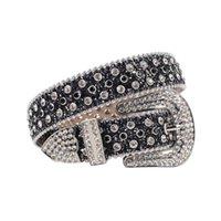 New Children Kids Ston Belt Luxury Diamond Studded Casual Taille Belt For Boys Girls Jeans Tailleband Cinturon Para Mujer