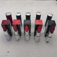 2021 60pcs trucco polvere bacio rossetto tubo in alluminio matte