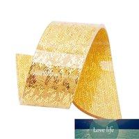 Mode Hot Sell 1 Pièces Beauté Golden Beauté Spéciale Anneaux de serviettes en plastique irréguliers pour mariages Acrylique Hotel Fournitures