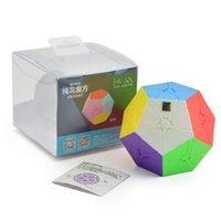 Moyu Rediminx Meilong Magia Cubo Puzzle Cubing Cubing Classroom Meilong Wumofang Velocidade Do Puzzle Concurso Torça Torça Toys Adesivo