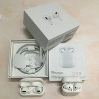 For AirPods Pro Air Gen 3 AP3 AP2 H1 Chip Metal Hinge Wireless Charging Bluetooth Headphones pk Pods 2 AP Pro AP2 W1 Earbuds 2nd Generation
