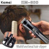 KEMEI 11 в 1 Многофункциональная машина для стрижки волос Professional Trimmer Electric Trimmer Electric Trimmer Trimer Trimer Trimer Cutter 5