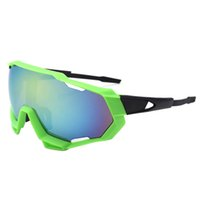 11 Colors Outdoor Sports Sunglasses Cool Large Angular Goggl...