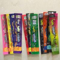 Kılıfı Kuru Tütün Çantaları Nerd Uzun Fermuar Koku Geçirmez 400mg Halatlar 420 mg Çanta 600 mg Ambalaj Paketi Ambalaj Açma Boş Yenekler Mylar Paketi