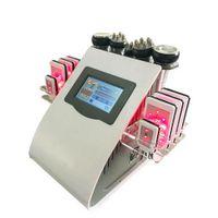Stock à usa 40k gras cavitation liposuccion ultrasonique minceur machine RF façonnant le corps perte de poids lipo laser beauté équipement de beauté