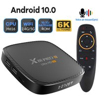 X88 برو S أندرويد 10 صندوق التلفزيون allwinner H616 4G 32G 2.4G5G WIFI دعم 4K 6K 3D مع BT 5.0 H.265 تعيين أعلى TVBox استقبال الوسائط مشغل