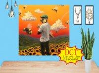 Tyler the Creator Flower Boy Rap Album Poster Music Cover silk Art Print