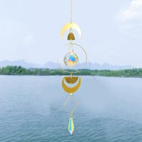 Keychains Crystal Rainbow Maker Home Patio Window Decoration Pendant Sunlight Reflector Gifts