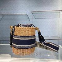 Luxuriöse Designer-Eimer-Tasche Es kann individuell gestaltet werden