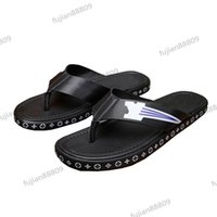 2021 Slipper Men Designer Sandals Luxurys Designers Shoes Sc...