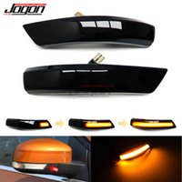 For Ford Focus 2 MK2 Focus 3 MK3 3.5 For Mondeo MK4 LED Dynamic Turn Signal Light Side Mirror Indicator Sequential Blinker Lamp 210428