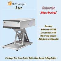 Attrezzi elettrici Set Machine laser Schermo del telefono cellulare Taglio M-triangel Z UNA RIPARAZIONE DI MARKING 120W