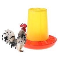 Inne zaopatrzenie dla ptaków Kurczak drób w kształcie litery V Wejście w kształcie wiadra na zewnątrz Pracownik Praktyczny Podajnik Pijący Plastikowy Nasiona i Dispensator