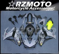 Injection Mold New ABS Whole Fairings kits fit for YAMAHA YZF-R3 R25 2015 2016 2017 2018 15 16 17 18 Bodywork set Gray Green Bike