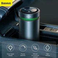 Baseus Car Air Freshener Remove Formaldehyde Purifier Auto Conditioner Diffuser Interior Accessories