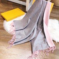 Wholesale concepteur foulard intemporel classique super long châle châle femme femme douce soie haute qualité séchage cachève